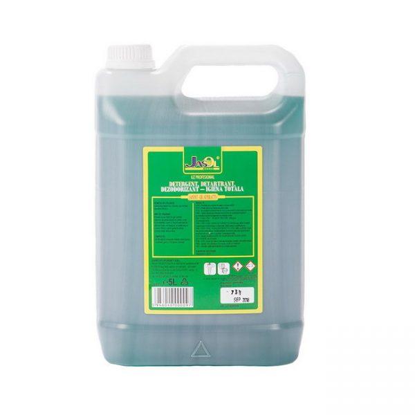 Detergent detartrant dezodorizant – igiena totala Saninet 5 Lt – 650×650